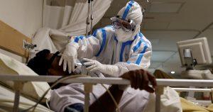 UV in hospitals